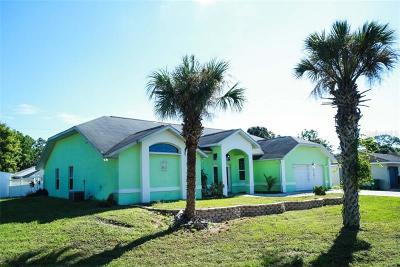 Port Charlotte Single Family Home For Sale: 2434 Lakeshore Circle