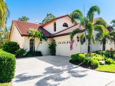 Sarasota Villa For Sale: 7223 Villa D Este Drive #25 & 26