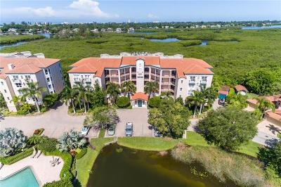 Sarasota Condo For Sale: 5420 Eagles Point Circle #105