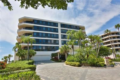 Longboat Key Condo For Sale: 575 Sanctuary Drive #A103