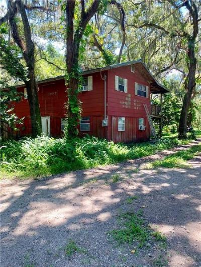 Sarasota Single Family Home For Sale: 15566 Wilson Road