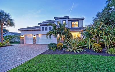 Sarasota Single Family Home For Sale: 1935 Magnolia Street
