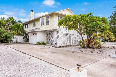 Anna Maria Single Family Home For Sale: 417 Poinsettia Road