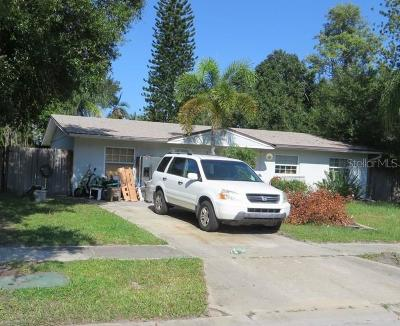 Sarasota Single Family Home For Auction: 3500 Aloha Drive