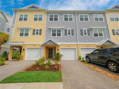 Tampa Townhouse For Sale: 4055 Rocky Shores Drive