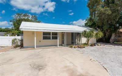 Sarasota FL Single Family Home For Sale: $269,900