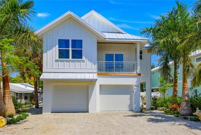 Anna Maria Single Family Home For Sale: 604 N Bay Boulevard
