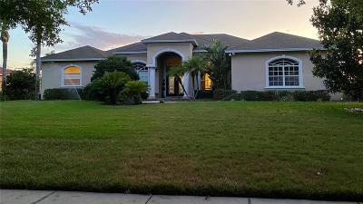Hillsborough County Single Family Home For Sale: 2708 COASTAL RANGE WAY