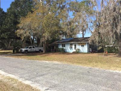 Plant City Commercial For Sale: 1525 Marshall Drive