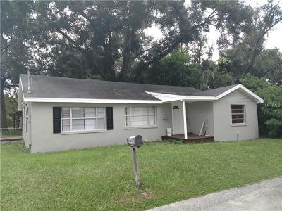 Bartow Single Family Home For Sale: 1480 E Davidson Street