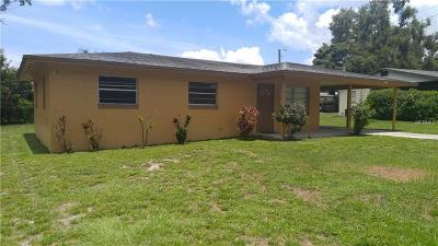 Bartow Single Family Home For Sale: 2912 Dudley Drive