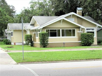 Bartow Single Family Home For Sale: 395 S Broadway Avenue