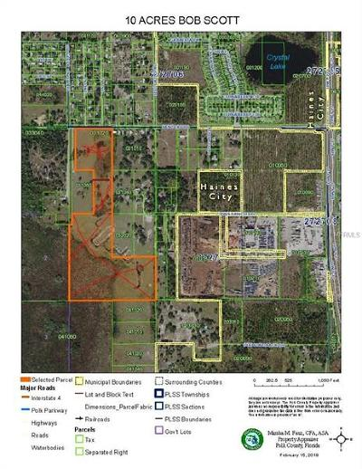 Davenport Residential Lots & Land For Sale: Sanders Road