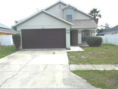 Haines City Single Family Home For Sale: 118 Richmar Avenue