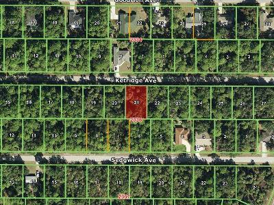 Port Charlotte Residential Lots & Land For Sale: 13515 Ketridge Avenue