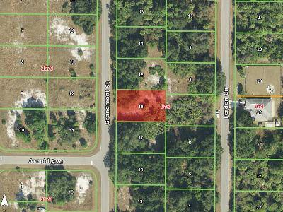 Port Charlotte Residential Lots & Land For Sale: 196 Grandmont Street