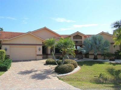 Punta Gorda Single Family Home For Sale: 1421 Pine Island Court