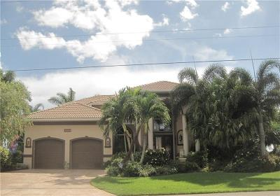 Punta Gorda Single Family Home For Sale: 3954 Crooked Island Drive
