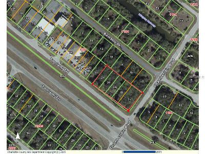 Port Charlotte Residential Lots & Land For Sale: 552 Tamiami Trail