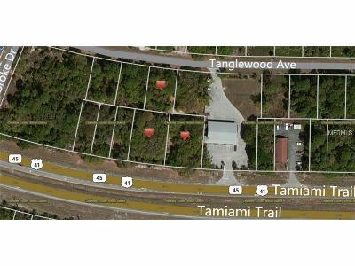 Port Charlotte Residential Lots & Land For Sale: 608 Tamiami Trail