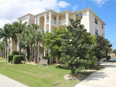 Punta Gorda Condo For Sale: 268 Lewis Circle #143