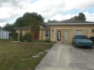 Sarasota County Single Family Home For Sale: 2700 W Price Boulevard