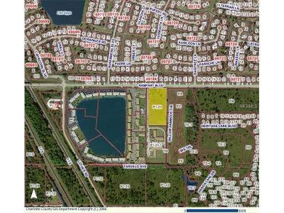 Port Charlotte Residential Lots & Land For Sale: 25335 Rampart Boulevard