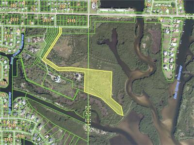 Port Charlotte Residential Lots & Land For Sale: 19451 Lauzon Avenue