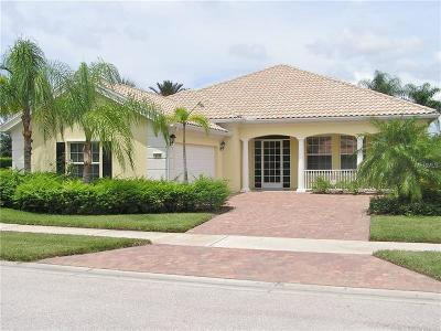 Sarasota County Single Family Home For Sale: 13490 Bastiano Street