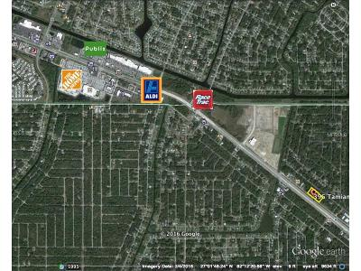 Port Charlotte Residential Lots & Land For Sale: 392396400404 Tamiami Trail