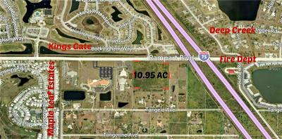 Port Charlotte Residential Lots & Land For Sale: 24545 Rampart Boulevard