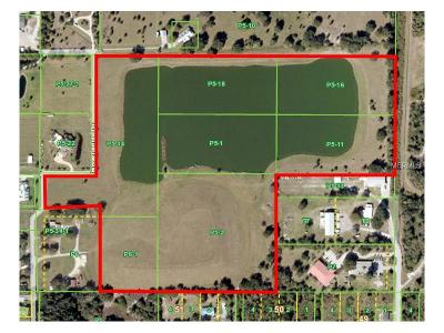 Port Charlotte Residential Lots & Land For Sale: 3220 Rowland Drive