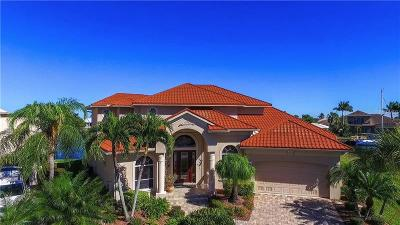 Punta Gorda Single Family Home For Sale: 2800 Don Quixote Drive