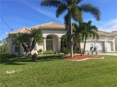 Port Charlotte Single Family Home For Sale: 5186 Neville Terrace