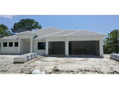 Port Charlotte Single Family Home For Sale: 15632 Aldama Circle