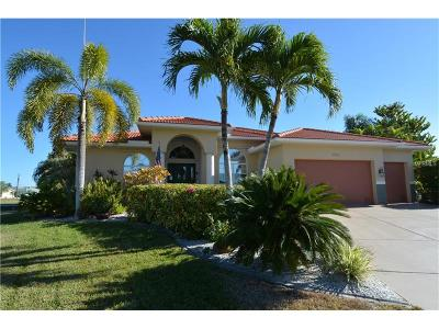 Punta Gorda Single Family Home For Sale: 3436 Owl Ct.