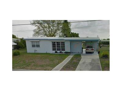 Port Charlotte Single Family Home For Sale: 21307 Gladis Avenue