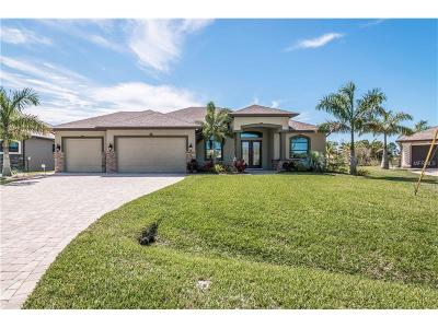 Port Charlotte Single Family Home For Sale: 10678 Hillwood Drive