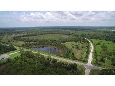 Sarasota County Residential Lots & Land For Sale: 7020 N Toledo Blade Boulevard