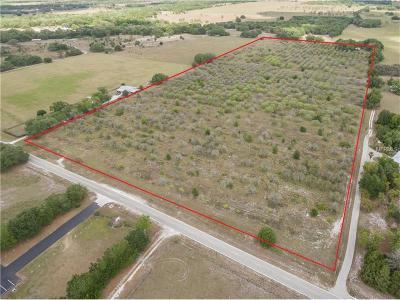 Myakka City Residential Lots & Land For Sale: 33453 Singletary Road