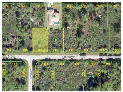 Residential Lots & Land For Sale: 12120 Judson Avenue