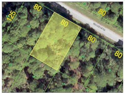 Residential Lots & Land For Sale: 12289 Greenleaf Lane