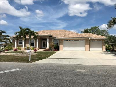 Punta Gorda Single Family Home For Sale: 5121 Almar Drive