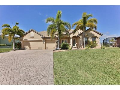 Port Charlotte Single Family Home For Sale: 10041 Army Circle