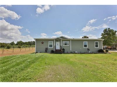 Arcadia Single Family Home Pending: 5250 NE County Road 660