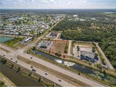 Port Charlotte Residential Lots & Land For Sale: 23498 McCaslin Court