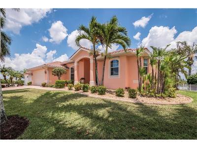 Punta Gorda Single Family Home For Sale: 1416 Grebe Court