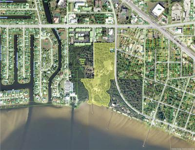 Port Charlotte Residential Lots & Land For Sale: 22801 Bayshore Road