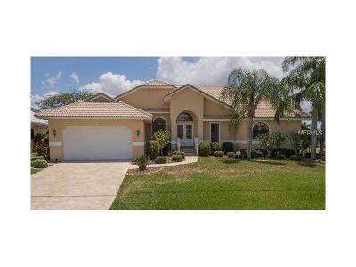 Punta Gorda Single Family Home For Sale: 80 Colony Point Drive