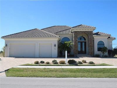 Punta Gorda Single Family Home For Sale: 3525 Bal Harbor Boulevard